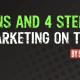 4 Reasons and 4 Steps to Start Marketing on Tiktok