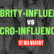 CELEBRITY-INFLUENCERS VS MICRO-INFLUENCERS