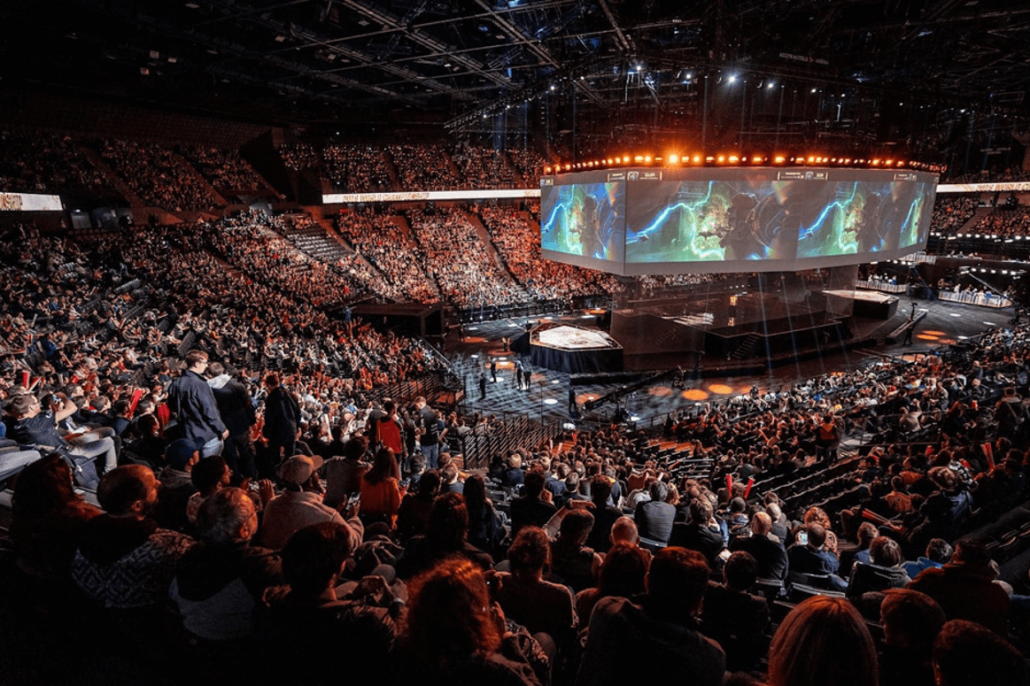 League of Legends World Championships 2019 – Source Redbull.com