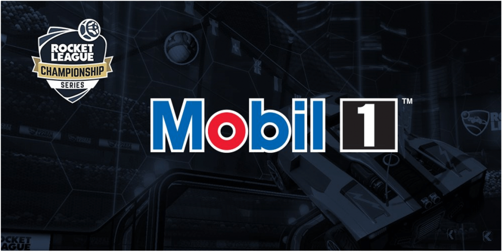 Mobil 1s Partnership with Rocket League – Source Twitter.com-RLEsports